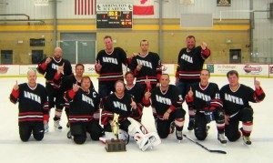 2013 Playoff Champs - Black